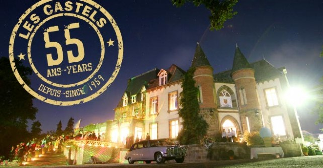 Les Castels celebrate 55 years anniversary