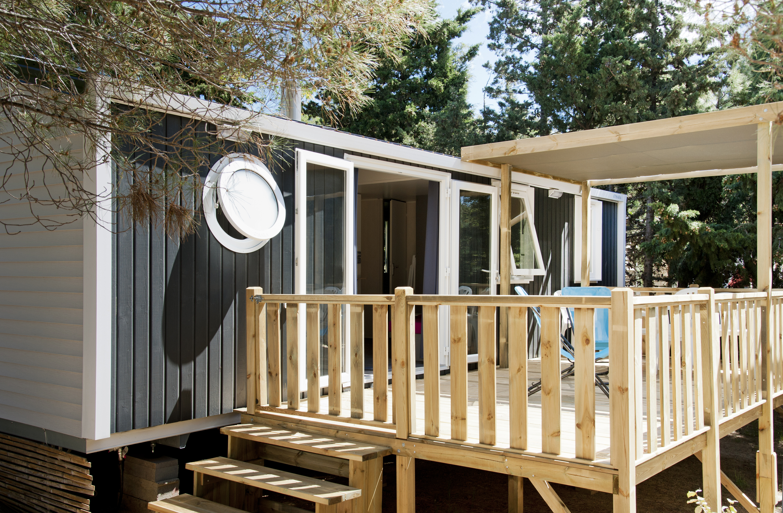 T Home De luxury mobile home rental argeles sur mer collioure les criques